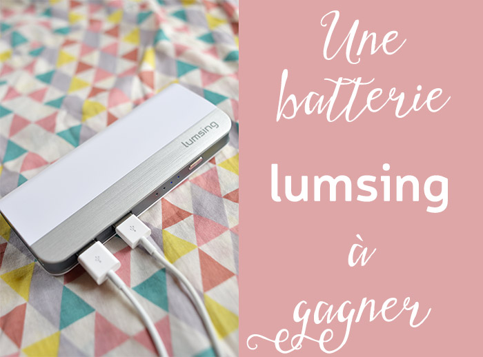concours lumsing batterie
