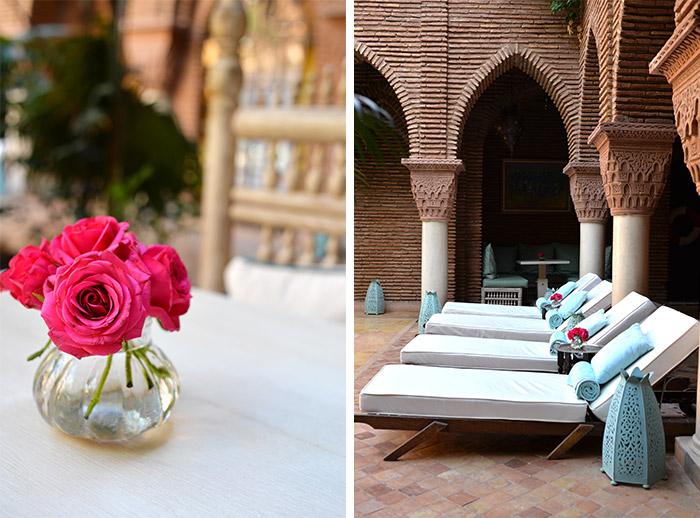 piscine la sultana marrakech