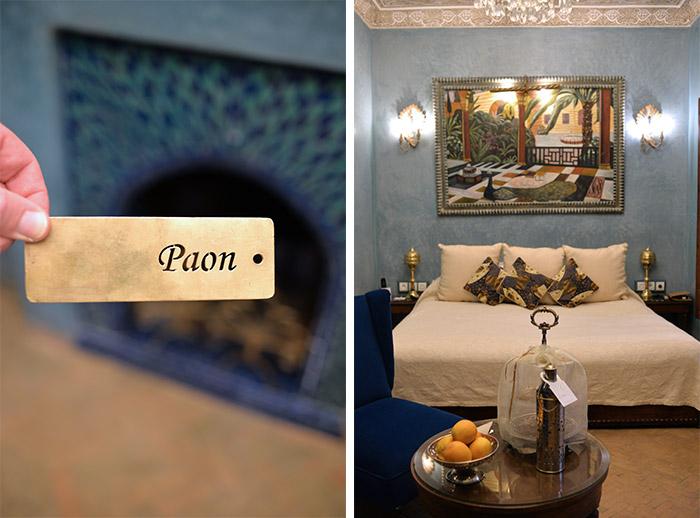 chambre la Sultana à Marrakech