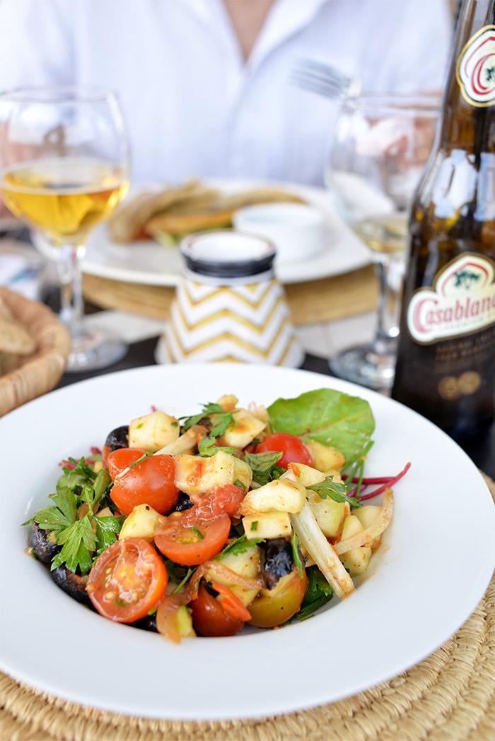 salade marocaine nomad