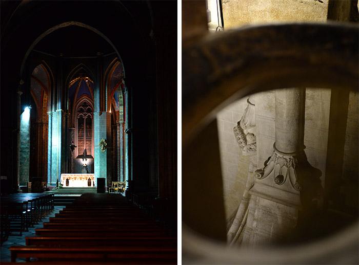 cathedrale sainte marie oloron