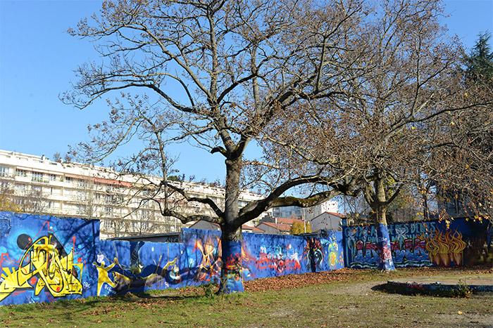 lyon mur 69 street artistes