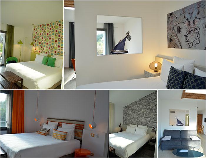 chambres et suites hotel96