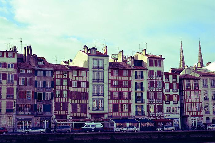 quais de la Nive Bayonne