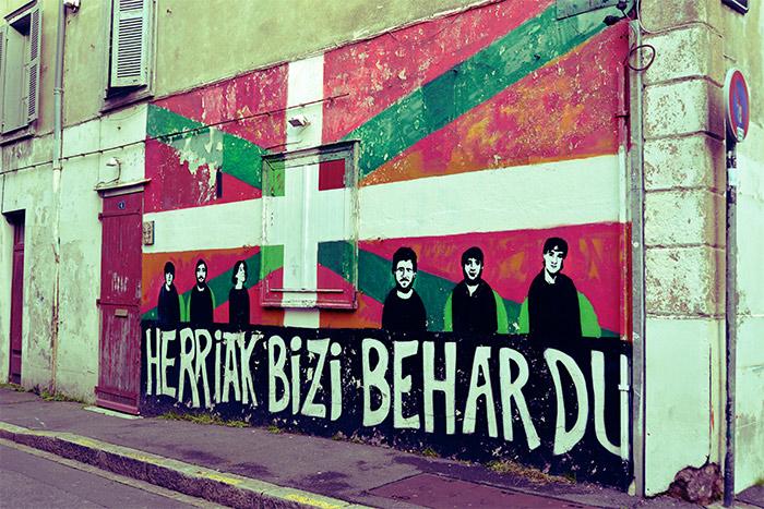 street art bayonne pays basque euskadi