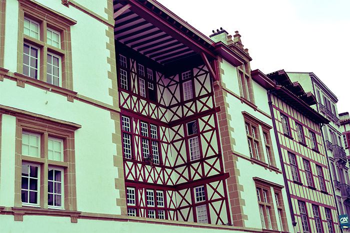 maison basque bayonne