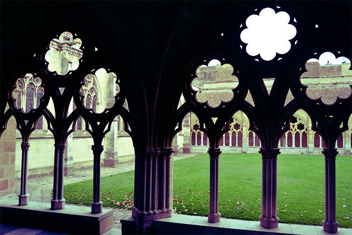 bayonne cloître cathedrale