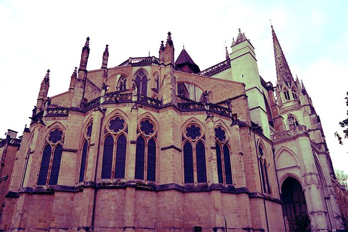 cathédrale bayonne pays basque