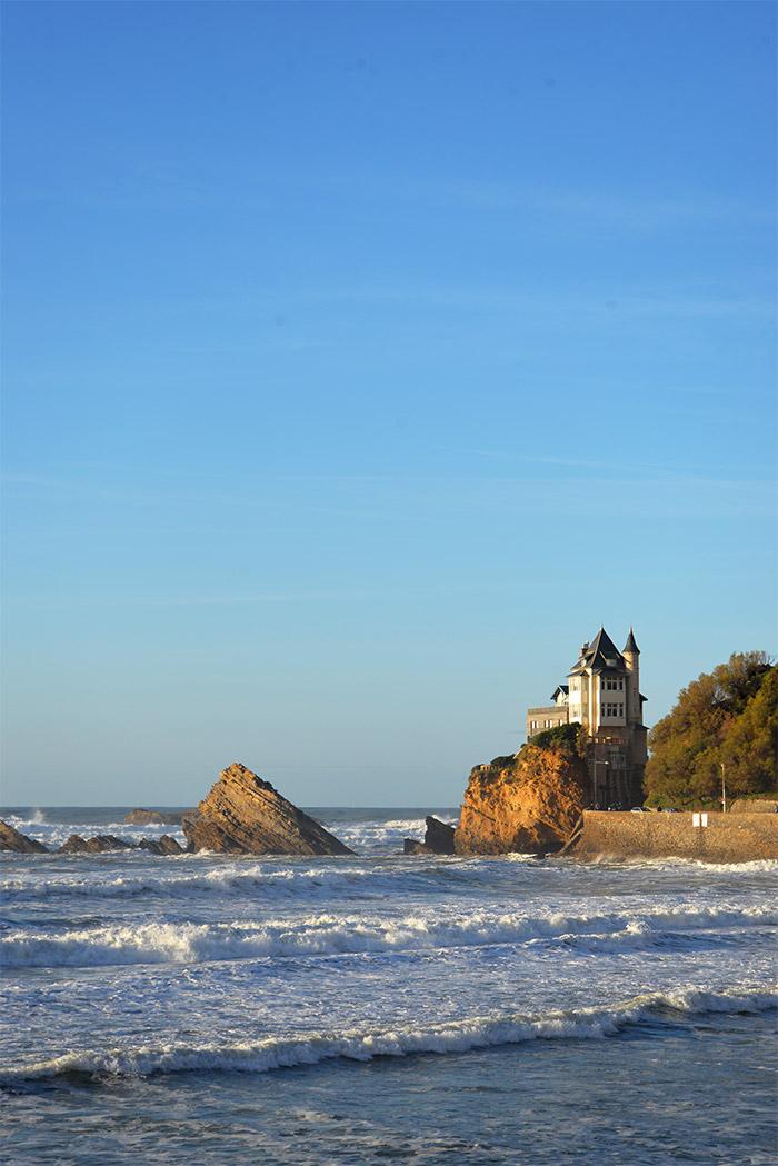 biarritz cote basque