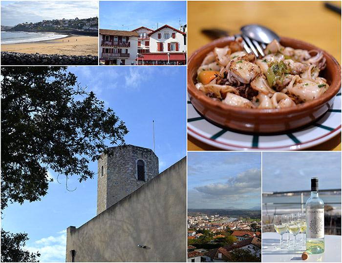 ciboure pays basque