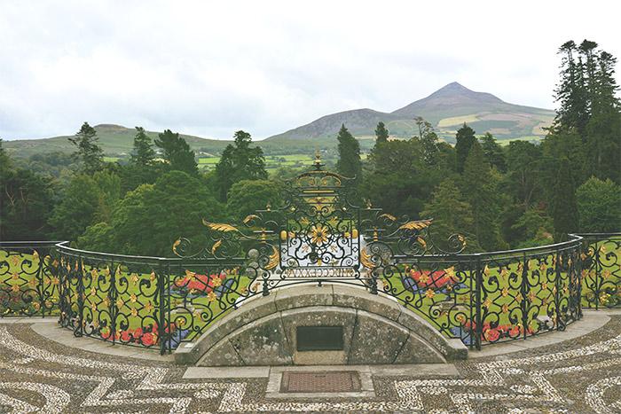 irlande powers court castle