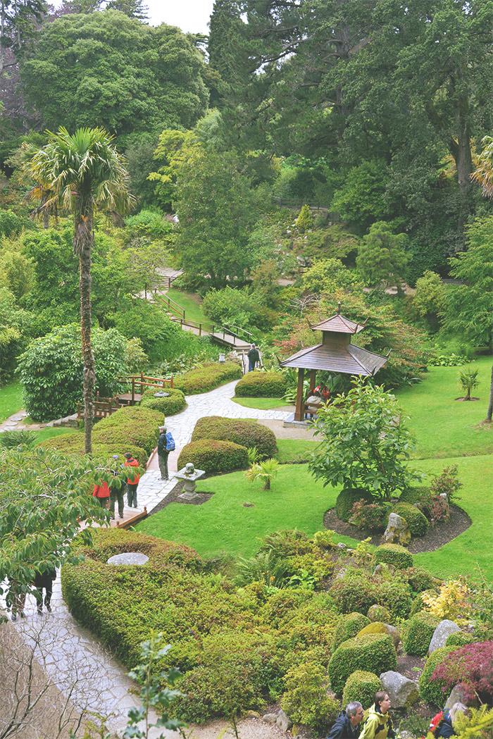 powers court gardens ireland
