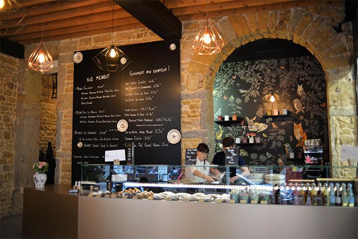 Jeannine & Suzanne Cafe Gourmet Lyon