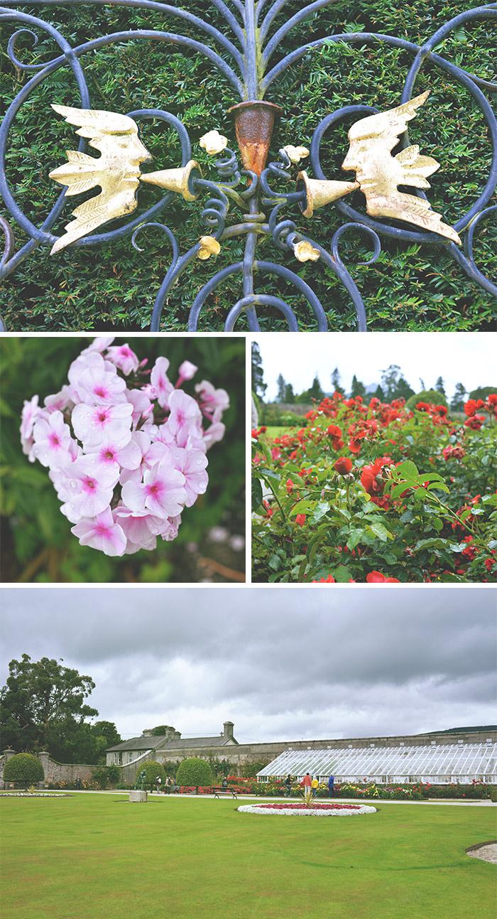 irlande powers court garden