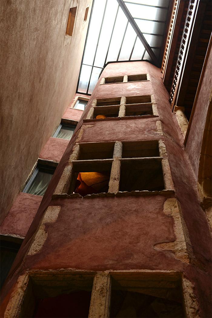 lyon la cour des loges maisons et hotels sibuet