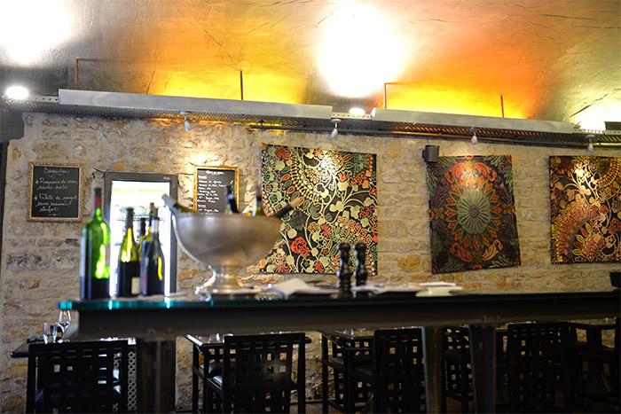 restaurant petite epicerie cour des loges lyon