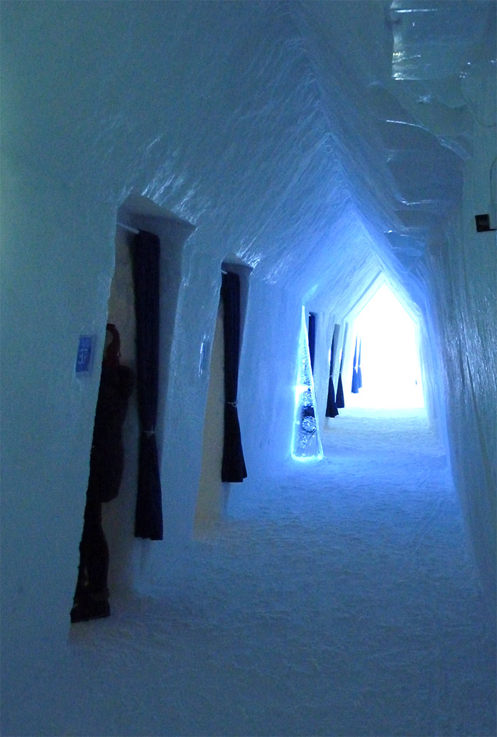 quebec hotel glace