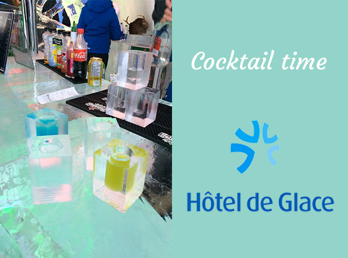 quebec cocktail bar ice hotel