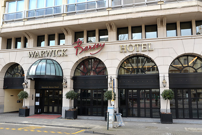 bruxelles hotel barsey