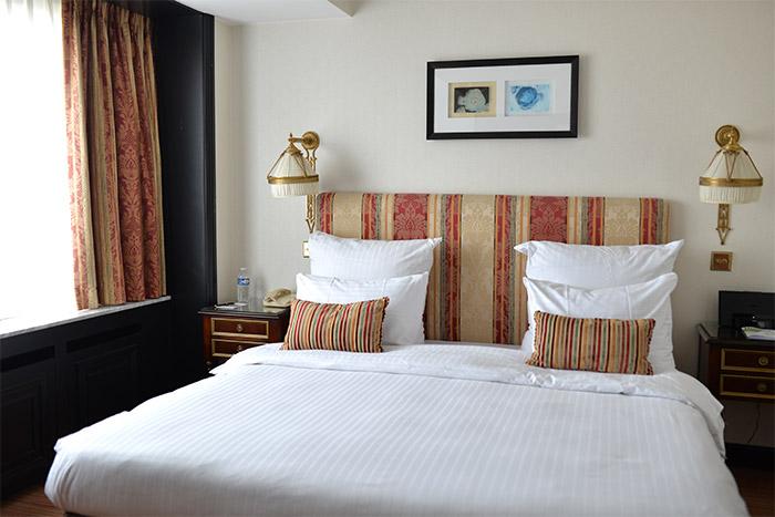 bruxelles hotel barsey chambre