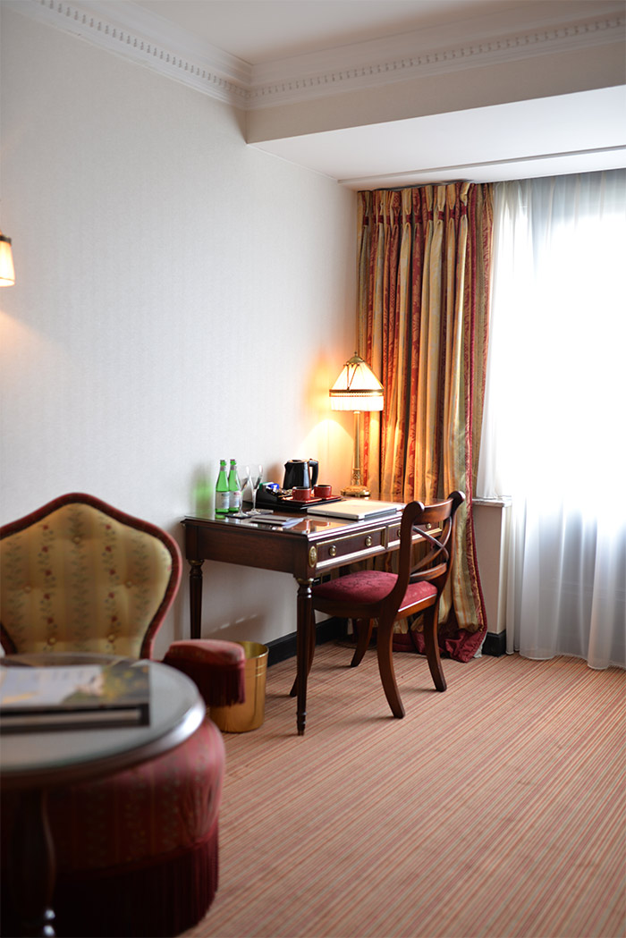 junior suite hotel barsey bruxelles