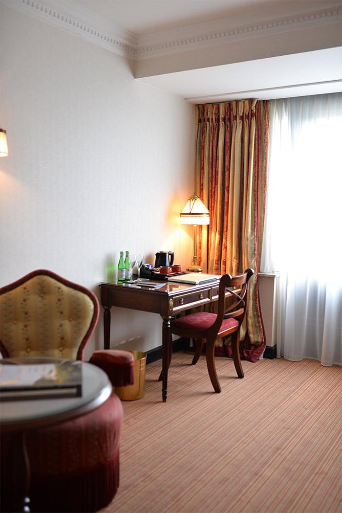 junior suite hotel barsey bruxelles