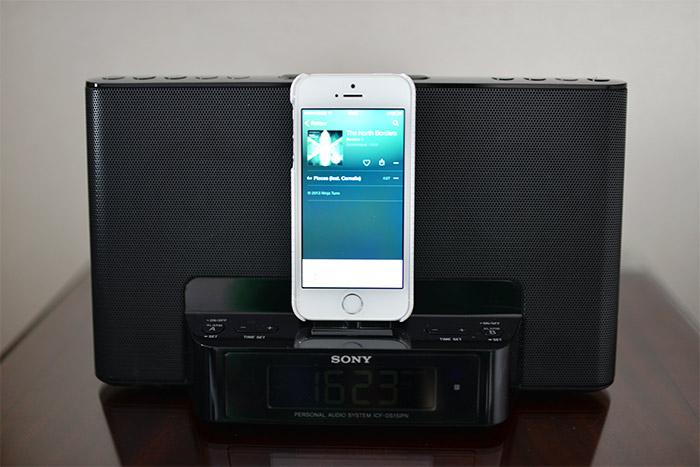 hotel barsey sound system room