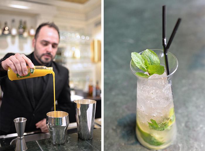 cocktails bar hotel barsey bruxelles