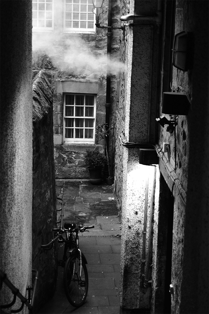 edimbourg royal mile close