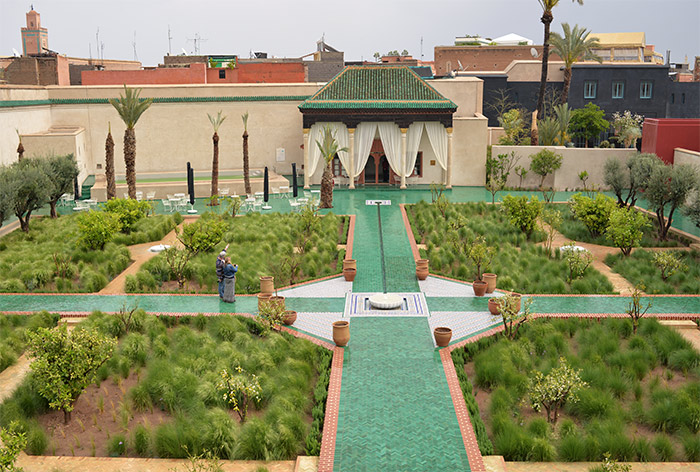 Le jardin secret a taste of my life for Jardin marrakech