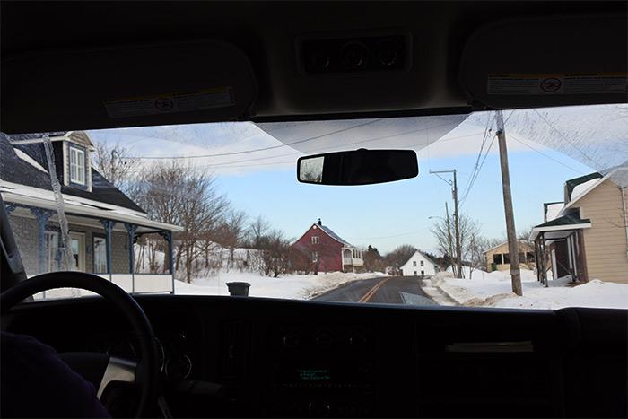 quebec rimouski roadtrip