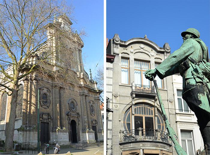 bruxelles eglise sainte trinité