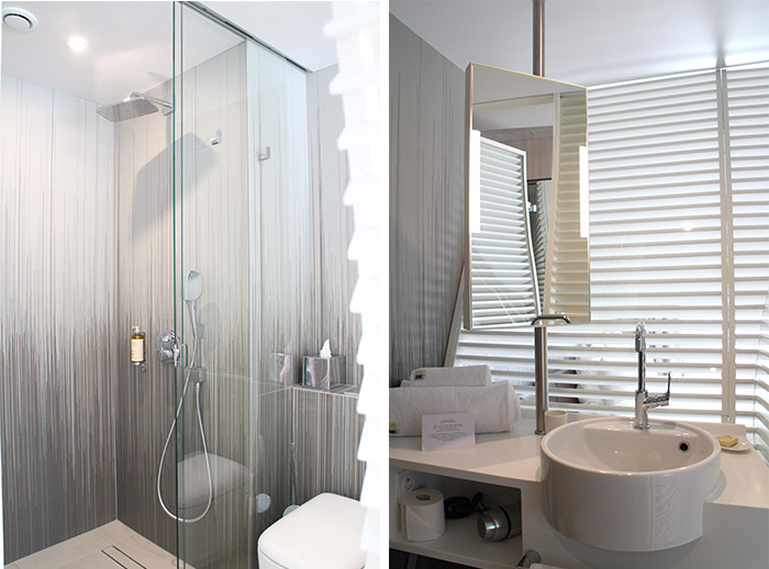 salle de bain okko hotel