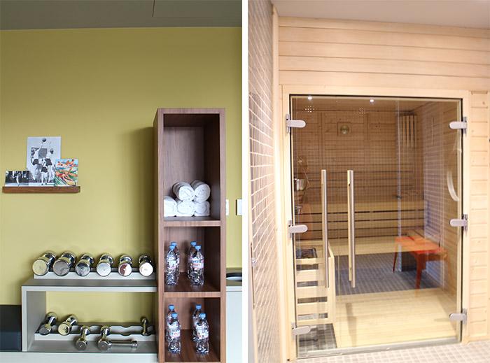 espace forme sauna okko hotel