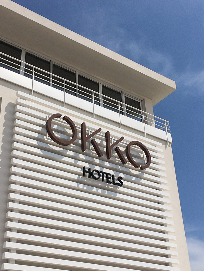 cannes okko hotel design