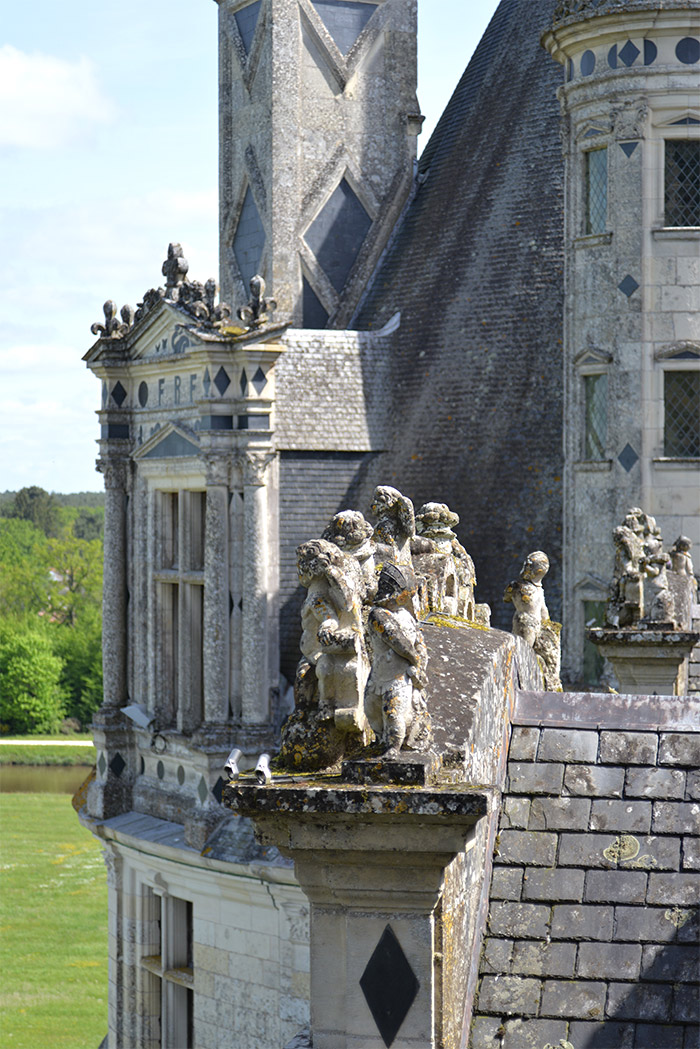 chateau chambord france