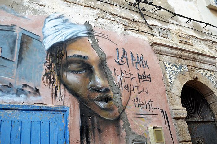 street art essaouira