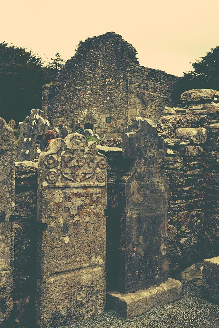 glendalough tombe