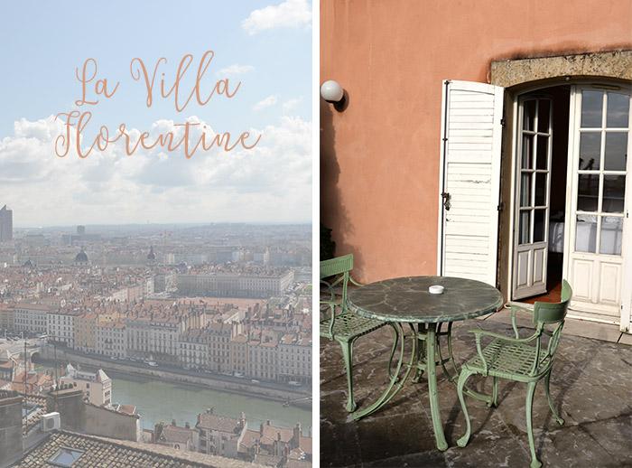terrasse lyon villa florentine