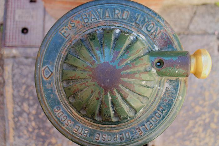 pompe eau bayard lyon