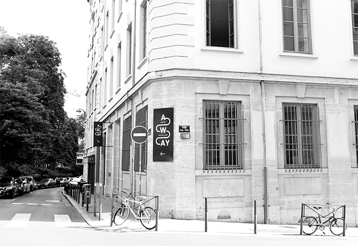 lyon away hostel coffee shop