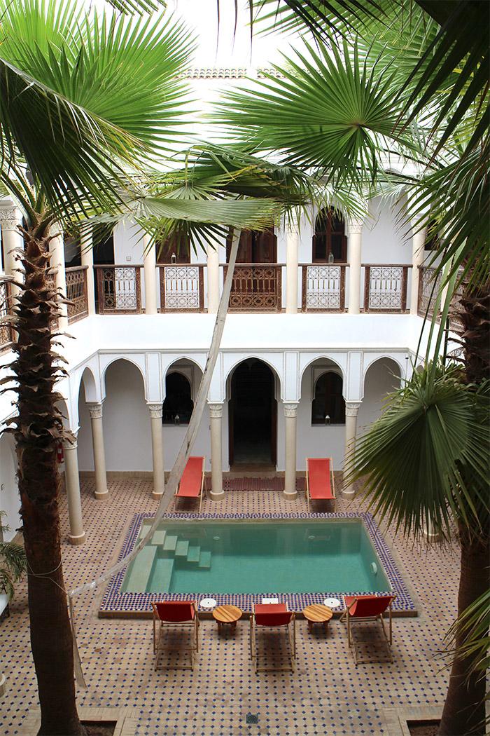 riad jardin abdou marrakech
