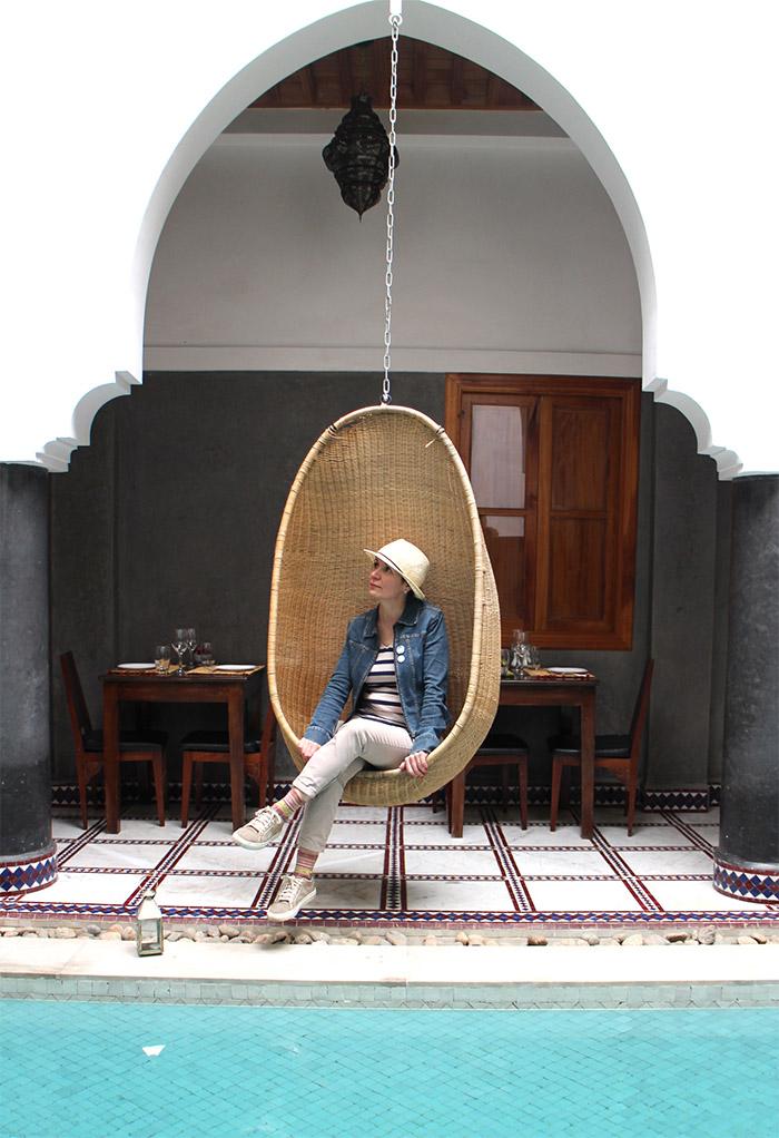 marrakech riad el walaa