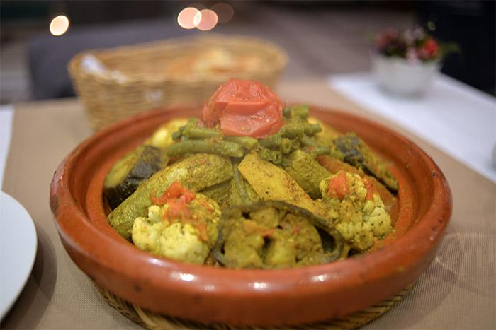 couscous riad el walaa marrakech