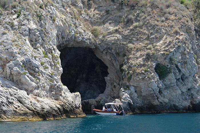 sicile boat tour bateau