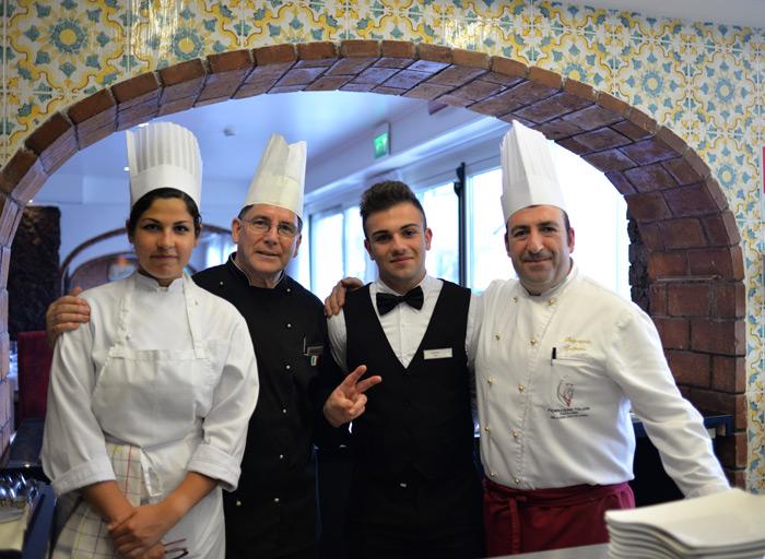 cuisine hilton giardini naxos
