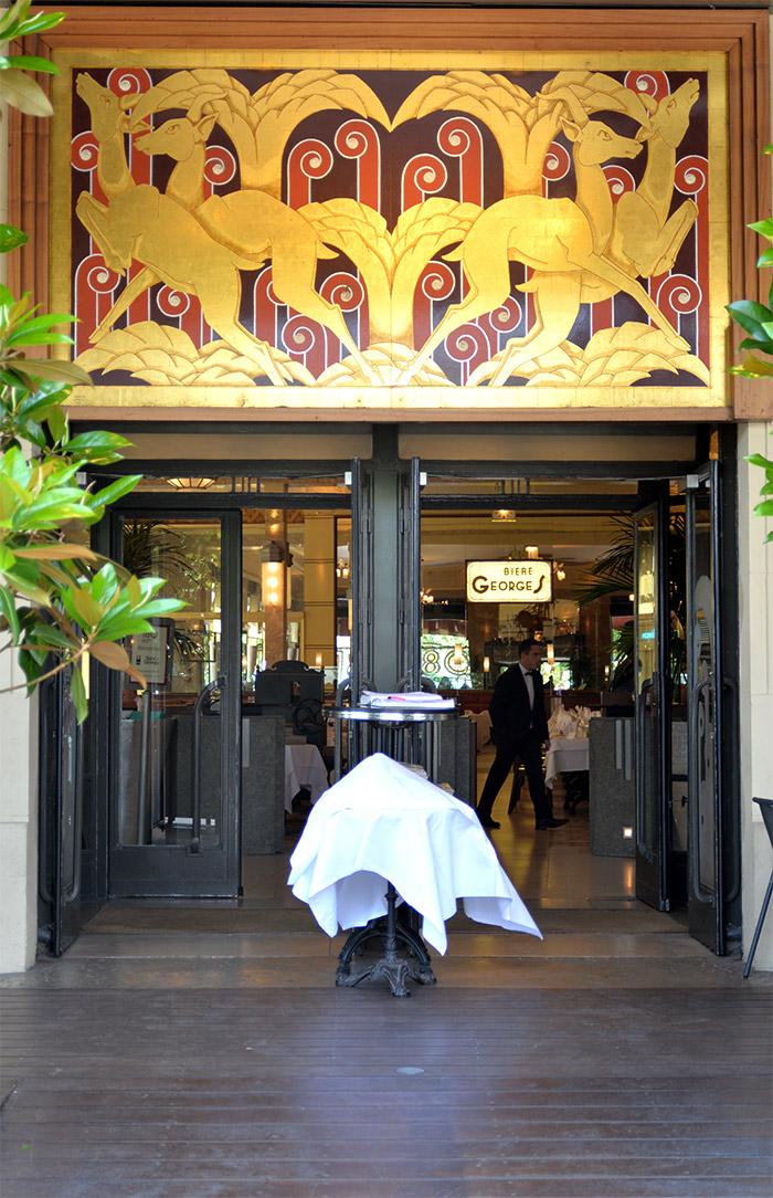 lyon Brasserie Georges