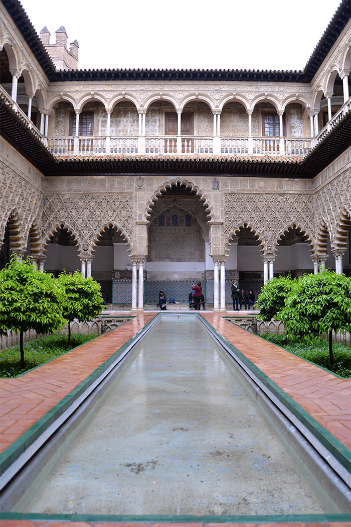 seville alcazar royal