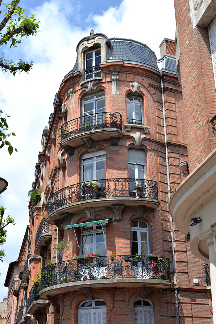 toulouse architecture