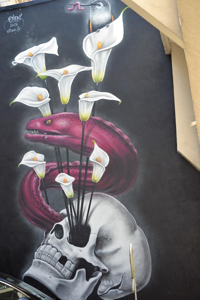 grenoble Etien' street art